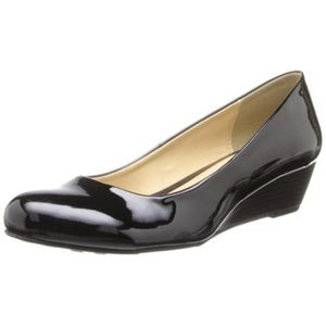 CL by Laundry Patent Leather Marcie Wedge